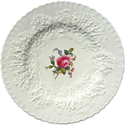 Copeland Spode's Bridal Rose Lunch Plate