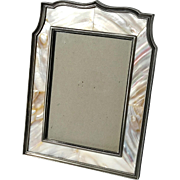Stiffel Mother-Of-Pearl Picture Frame