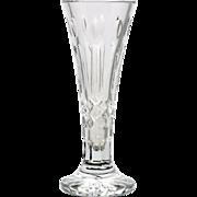 Waterford Crystal Happy Birthday Bud Vase