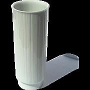 Large Mid-Century Modern Vintage Rosenthal Porcelain Vase
