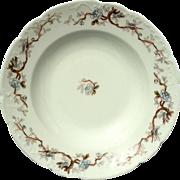 Antique French Haviland Limoges Porcelain Bowl