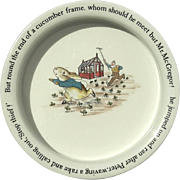 Wedgwood Peter Rabbit Child's Bowl