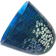 Vintage Murano Millefiori Glass Bowl Or Vase