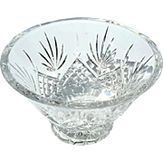 Marquis By Waterford Crystal Pedistal Bowl