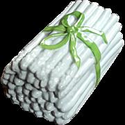 Vista Alegre Mottahedeh Portuguese Porcelain Asparagus Box