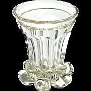 19th Century Bohemian Glass Vase
