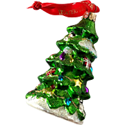Waterford Holiday Heirlooms Christmas Tree Ornament