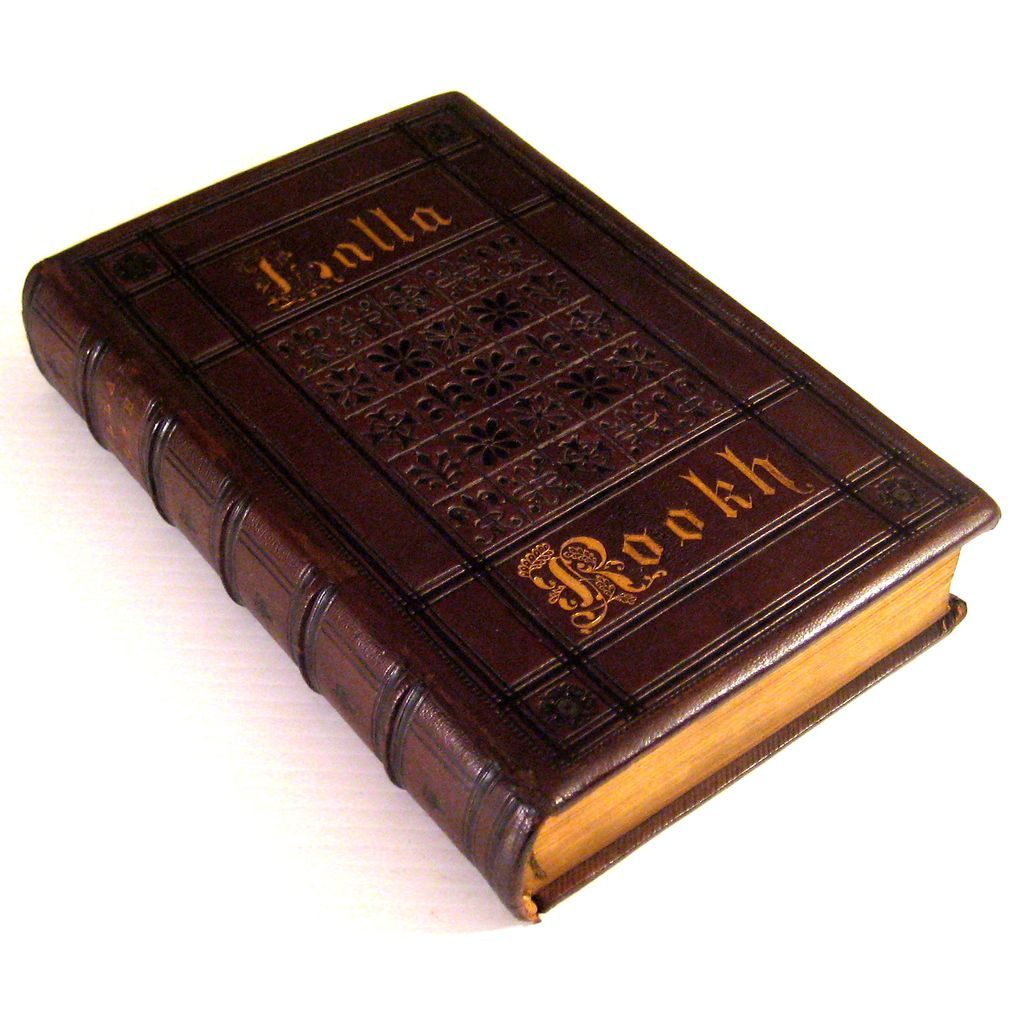 First Edition Lalla Rookh By Thomas Moore Published May 19
