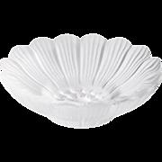 """Lalique France """"Paquerette"""" Daisy Bowl"""
