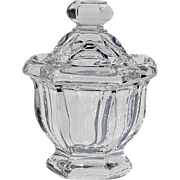 Baccarat Crystal Missouri Small Jam Jar
