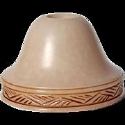 Vintage Alabaster Stone Light Shade