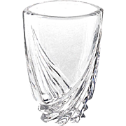 Small Signed Marquis By Waterford Crystal Vase