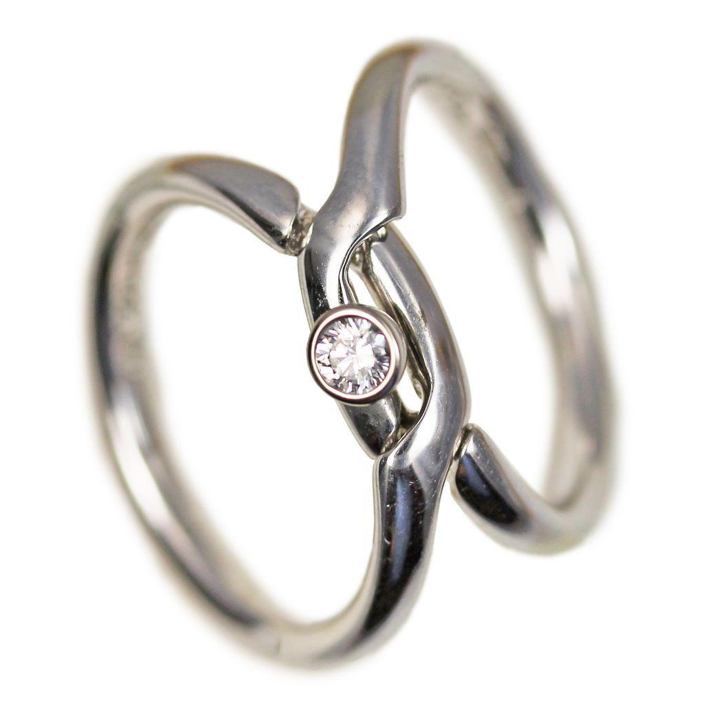 Wedding Rings Interlocked Image Of Ring Enta