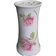 RS Prussia Porcelain Hatpin Holder Roses