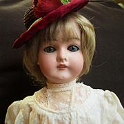 """Lovely Queen Louise 17"""" Doll Original Dress"""