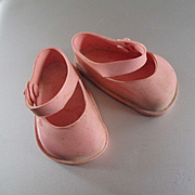 Pink Cinderella Shoes United Kingdom