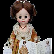 Madame Alexander First Lady Monroe Sample Doll Original Box Tags Book