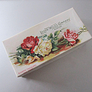 Early 1900's Chocolate Box Roses Loose-Wiles Co (Sunshine) Boston
