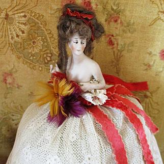 Fabulous Fashion Half Doll Germany