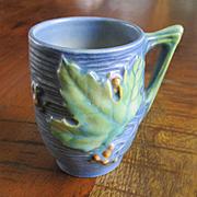 Roseville Bushberry Blue Apple Cider Cup