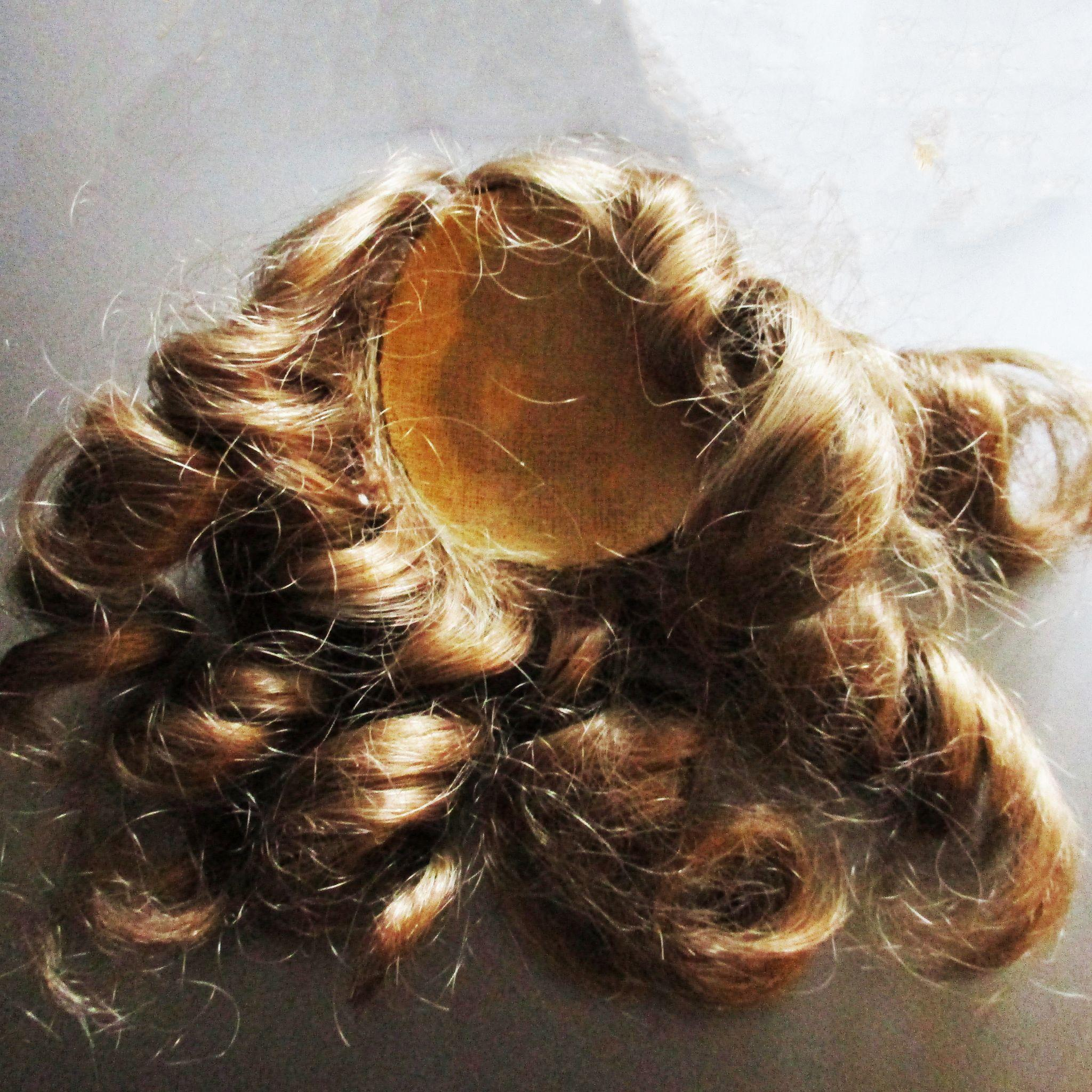 Lovely Banana Curls Doll Wig
