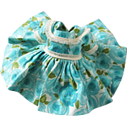 Dress For Ginny, Ginger Blue Roses