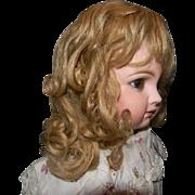 "Original Wig, Sunny Blond,  11"""