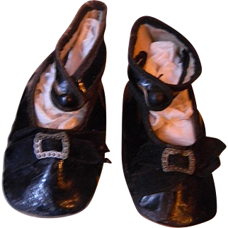 "Factory  Doll Shoes, 4"" size"
