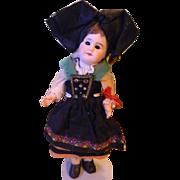 """S.F.B.J. Paris, All Original Doll, 8"""""""