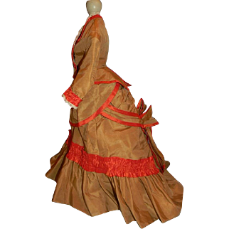 "Lovely French Fashion Costume, for 17"" +"