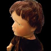 Dark Brown Factory Boy's Wig
