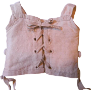 Factory  Corset from Bleuette Size Doll