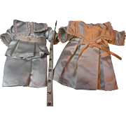 Twin Costumes for small Toddler Dolls