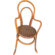 Bent-Wood Dolly Chair