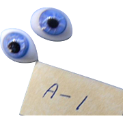 Antique Paperweight Glass Eyes, Choice of A-1 or A-3