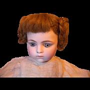 Original Human hair Wig for Character Doll