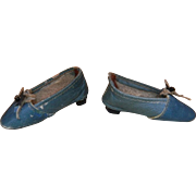"""French Fashion  """"J.J."""" Slippers, small size"""