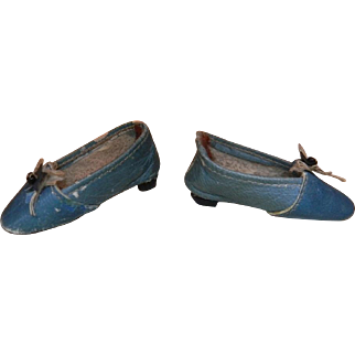 "French Fashion  ""J.J."" Slippers, small size"