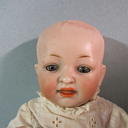 "Antique German 9"" Hertel & Schwab 142 Baby Doll"