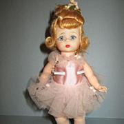 Madame Alexander BK Pink Ballerina Doll