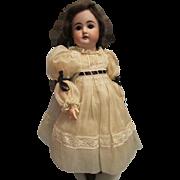 """German 14"""" Kestner Bisque Doll Original Outfit"""