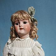 "Antique German 21"" Handwerck 109 Doll"