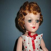 Lovely 1950's Mary Hoyer Doll