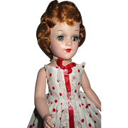 Lovely 1950's Mary Hoyer Doll