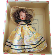 Nancy Ann Storybook Doll Southern Belle