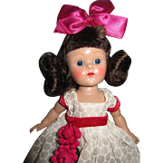 Vogue Ginny SLW 1954 Doll