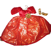 Mary Hoyer Gown for Saunders Doll