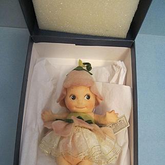 UFDC 50th Anniversary Flower Kewpie Doll
