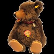"""Steiff 12"""" Teddy Baby Bear"""