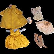 """Madame Alexander 10"""" Cissette Outfit"""